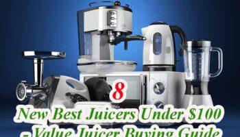 Best Juicers Under $100 – Top 8 Our Reviews 2021