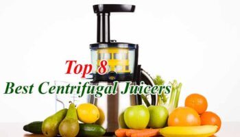 Best Centrifugal Juicers – Top 8 Reviews & Guides 2021