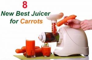 Best Juicer for Carrots