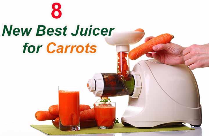 Best juicer for carrots,
