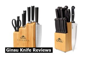 Ginsu Knife Reviews – Top 4 Best Knives of this Brand in 2021