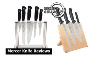 Mercer Knife Reviews – 5 Best Sets to Buy in 2021