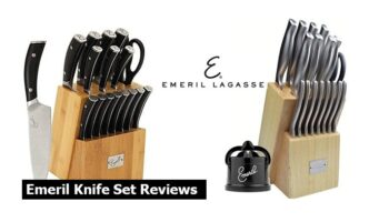 Emeril Knife Set Reviews [2021] – 4 Best Made by The Emeril Brand