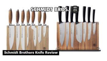 Schmidt Brothers Knife Review – 4 Best Modern Sets of 2021