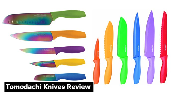 Tomodachi Knives Review