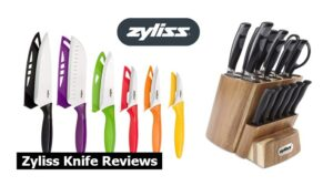 Zyliss Knife Reviews