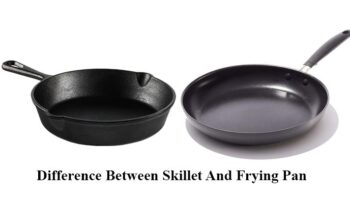 Difference Between Skillet And Frying Pan: Which Should You Buy?