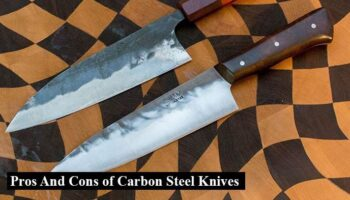 Pros And Cons of Carbon Steel Knives