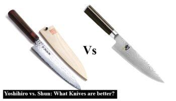 Yoshihiro vs. Shun: What Knives are better?